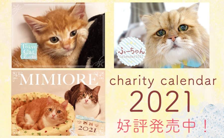 2021年チャリティーカレンダー